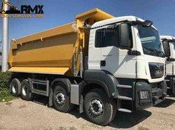 Camion à benne Man 41.500 8x4