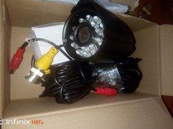 Caméra de surveillance CCTV