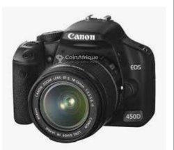 Appareil photo Canon d450