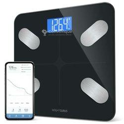 Pèse personne numérique à bluetooth