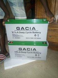 Batterie Gacia 200ah