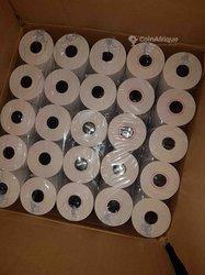 Rouleau de papiers thermique