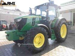 Tracteur agricole John Deere 6115mc