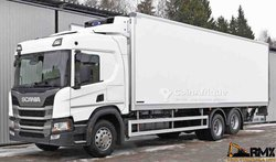 Camion frigorifique Scania P440