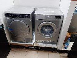 Machine à laver Sharp 9 kg