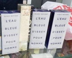 Parfums L'Eau Bleue