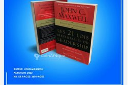 Livre - les 21 lois irréfutable du leadershipaLivre - Les 21 lois irréfutable du Leadership