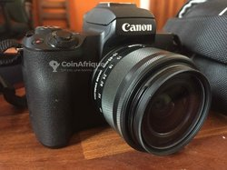 Canon M50 15-45mm