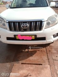 Toyota Land Cruiser VX 2013