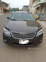Location - Toyota Camry