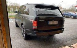 Location - Range Rover Sport