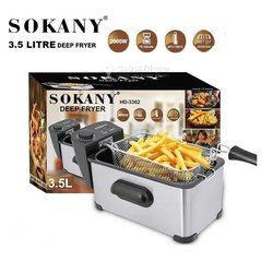 Friteuse Sokany 3.5L