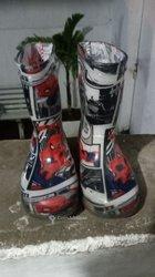 Bottes spiderman enfant
