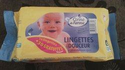 Lingettes Corine