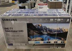 "Smart TV Samsung 70"""