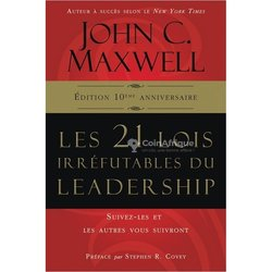 Livre Leadership - John Maxwell