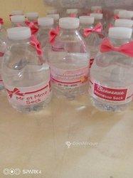 Personnalisation bouteilles