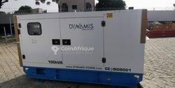 Groupe électrogène Dynamis