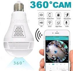 Ampoule à caméra 360