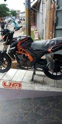 Moto UM 150 2019