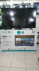 """TV Hisense 55"""" 4k"""