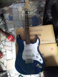Guitare solo électrique