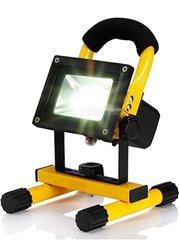 Projecteur LED rechargeable  - 10 w