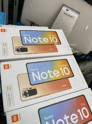 Redmi Note 10 Pro Max - 128 GB / RAM 6 GB
