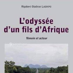 Livre - L'odyssée d'un fils d'Afrique