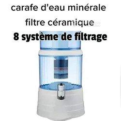 Carafe eau minérale