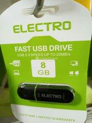 Carte mémoire Electro 8Gb