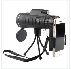 Téléobjectif zoom monoculaire full HD téléphone œil - appareil photo