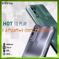 Infinix Hot 10 Play - 32 Go