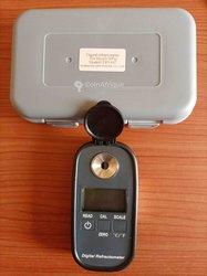 Réfractomètre électronique