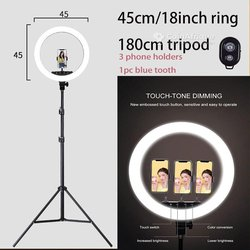 Trépied Ring Light