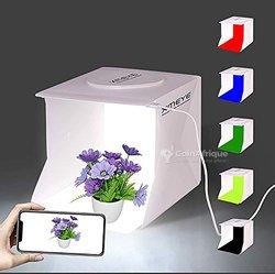 Mini box photo studio