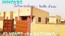 Vente villa 3 pièces - Bassinko