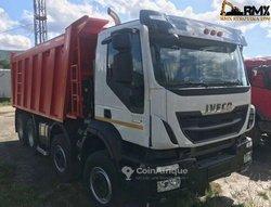 Camion à benne  Iveco Tracker