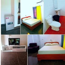 Location studio meublé - Pk14 Godomey
