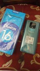 Tecno Camon 16 - 128 Go
