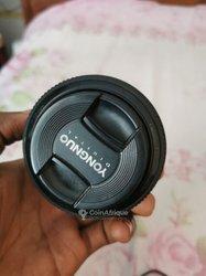 Lens 50mm pour Canon Yongnuo