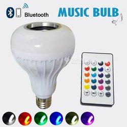 Ampoule à bluetooth