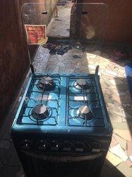 Cuisinière à gaz 4 foyers