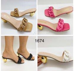 Chaussures à talon chic femme