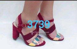 Chaussures à talon enfant