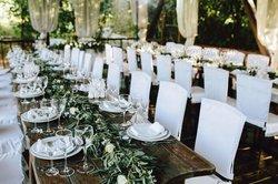 Location services traiteur / décoration tables