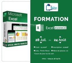 Formation en Excel avancé