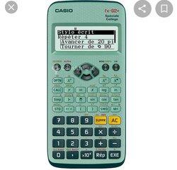 Calculatrice Casio fx-92+