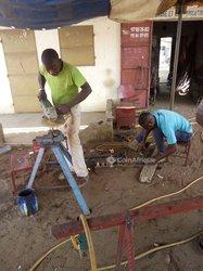 Service de Réparation de Cuisinière - Four à Gaz