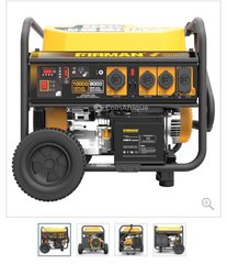 Groupe électrogène - 8000 watts